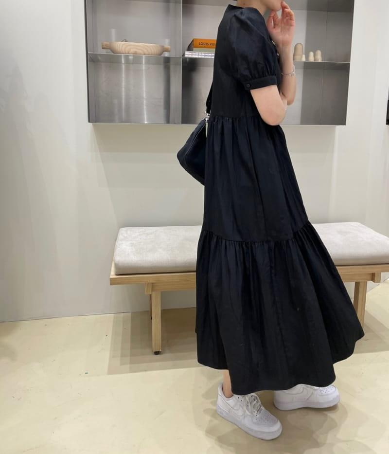 ONDO - Korean Children Fashion - #Kfashion4kids - Cecil One-piece - 3
