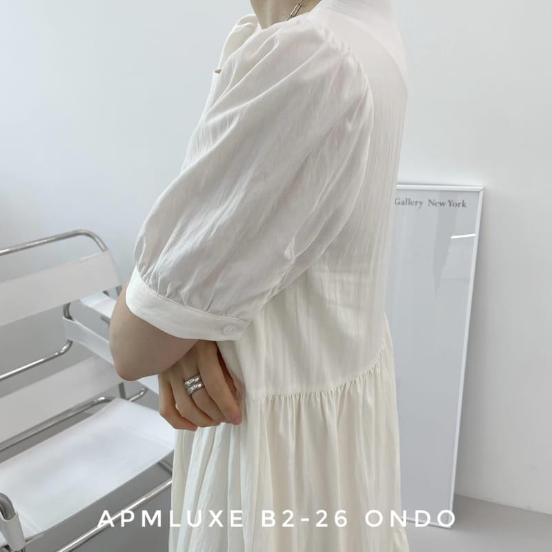 ONDO - Korean Children Fashion - #Kfashion4kids - Cecil One-piece - 4