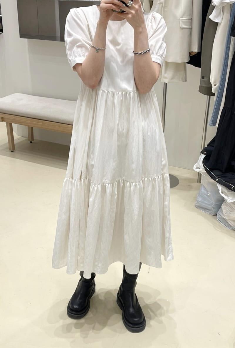 ONDO - BRAND - Korean Children Fashion - #Kfashion4kids - Cecil One-piece