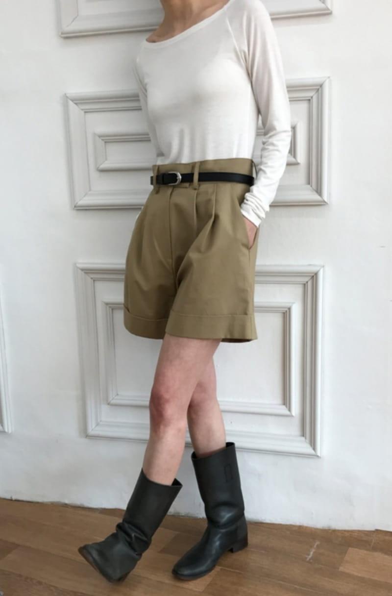 ONDO - Korean Children Fashion - #Kfashion4kids - Cabra Shorts - 2