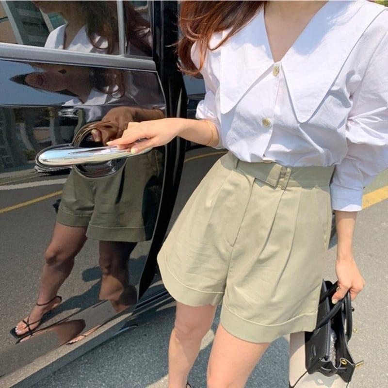 ONDO - BRAND - Korean Children Fashion - #Kfashion4kids - Cabra Shorts