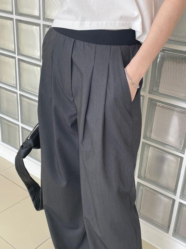 ONDO - Korean Children Fashion - #Kfashion4kids - Classic Banding Pants