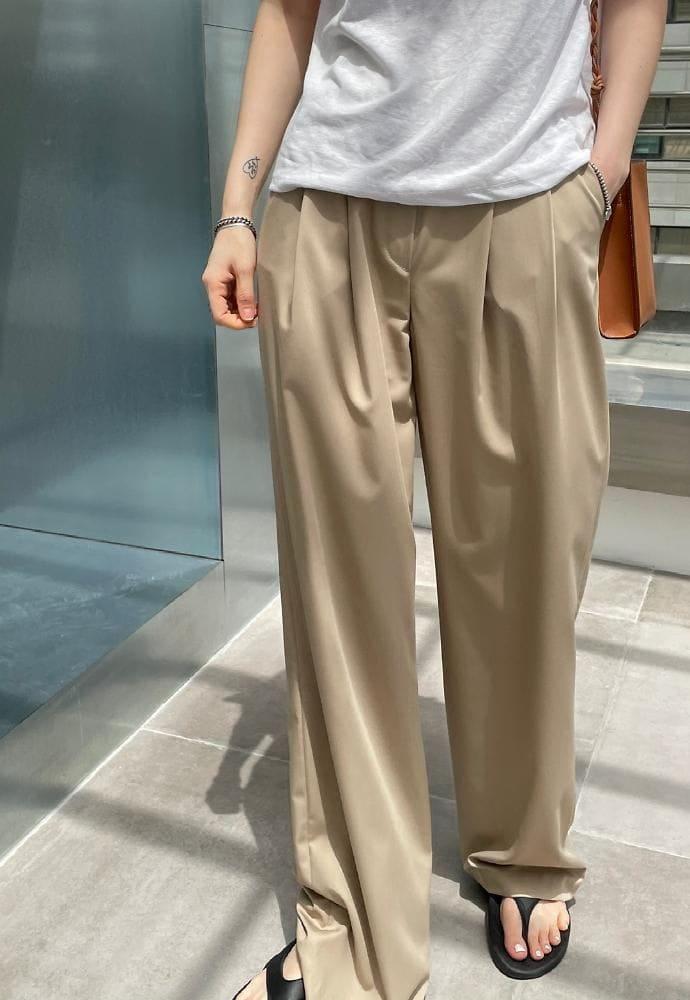 ONDO - Korean Children Fashion - #Kfashion4kids - Classic Banding Pants - 4