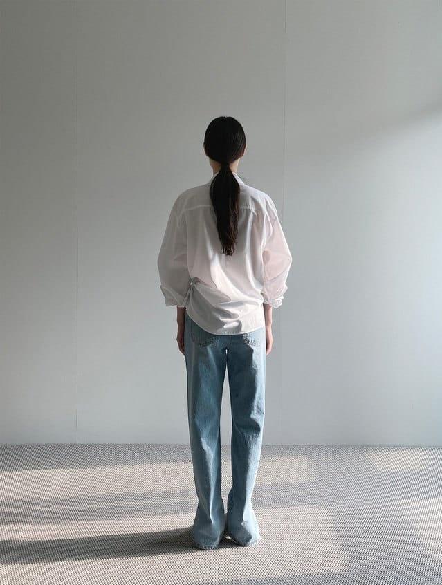 ONDO - Korean Children Fashion - #Kfashion4kids - Open Slit Jeans
