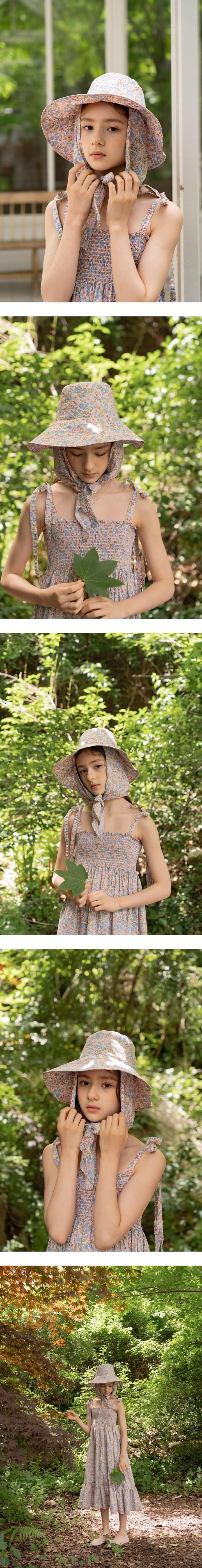 PAPER STUDIOS - Korean Children Fashion - #Kfashion4kids - Betsy Hat