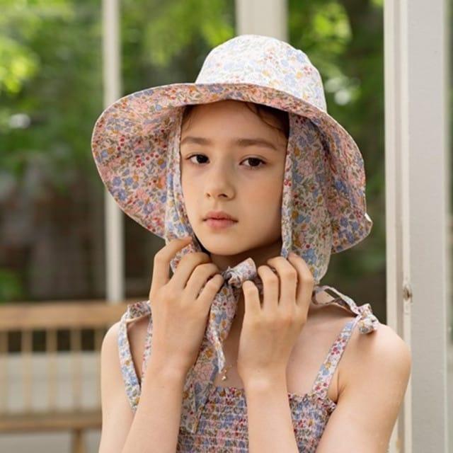 PAPER STUDIOS - BRAND - Korean Children Fashion - #Kfashion4kids - Betsy Hat