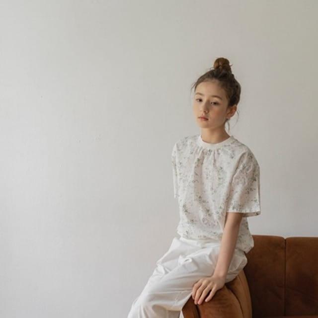 PAPER STUDIOS - BRAND - Korean Children Fashion - #Kfashion4kids - Jenia Tee