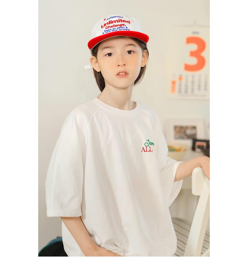 PEACH-CREAM - Korean Children Fashion - #Kfashion4kids - Nuoro Tee