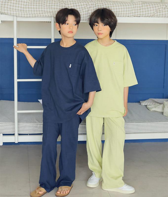 PEACH-CREAM - BRAND - Korean Children Fashion - #Kfashion4kids - Olvia Pants