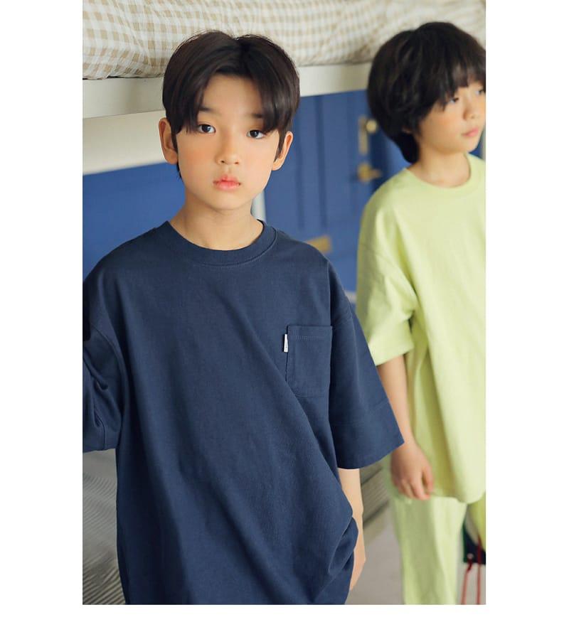 PEACH-CREAM - Korean Children Fashion - #Kfashion4kids - Olbia Tee
