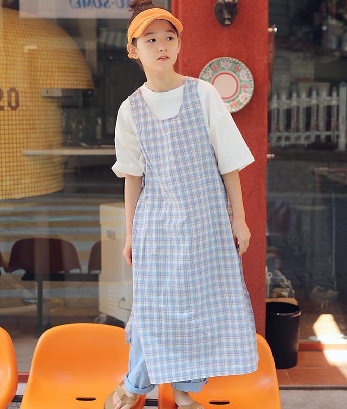 PEACH-CREAM - BRAND - Korean Children Fashion - #Kfashion4kids - Chasia One-piece