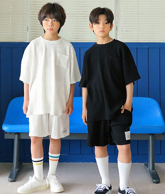 PEACH-CREAM - BRAND - Korean Children Fashion - #Kfashion4kids - Ciampino Shorts