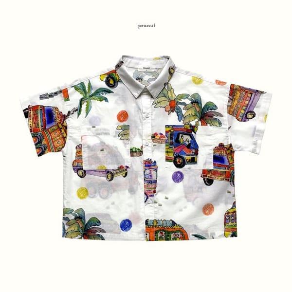PEANUT - Korean Children Fashion - #Kfashion4kids - Beep Beep Beep shirt - 2