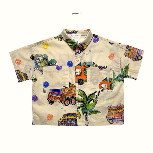 PEANUT - Korean Children Fashion - #Kfashion4kids - Beep Beep Beep shirt - 3