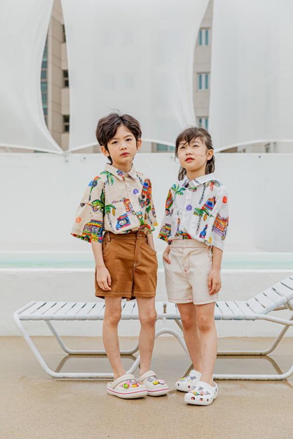 PEANUT - Korean Children Fashion - #Kfashion4kids - Beep Beep Beep shirt - 9