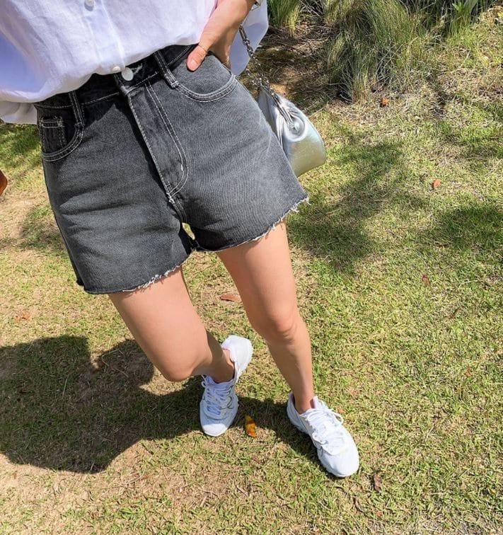 PERMIL - Korean Children Fashion - #Kfashion4kids - Nan Spandex Shorts - 5