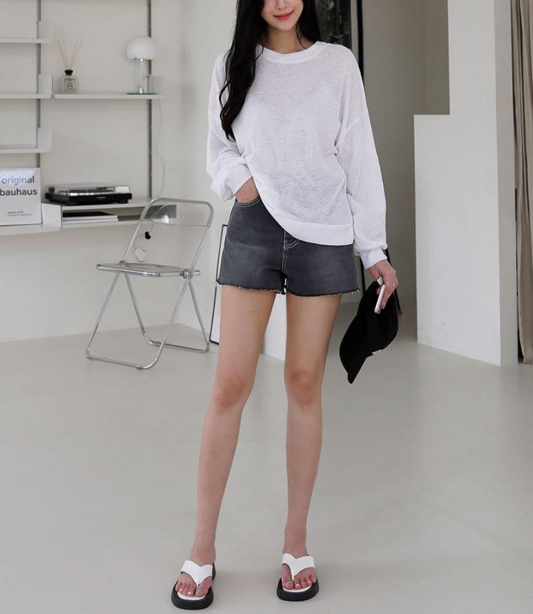PERMIL - BRAND - Korean Children Fashion - #Kfashion4kids - Nan Spandex Shorts