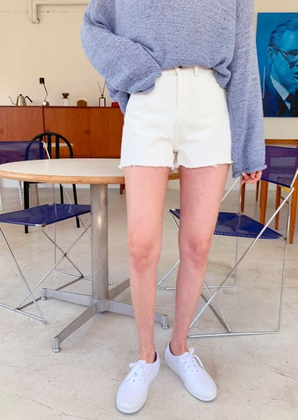 PERMIL - Korean Children Fashion - #Kfashion4kids - Nan Spandex Shorts