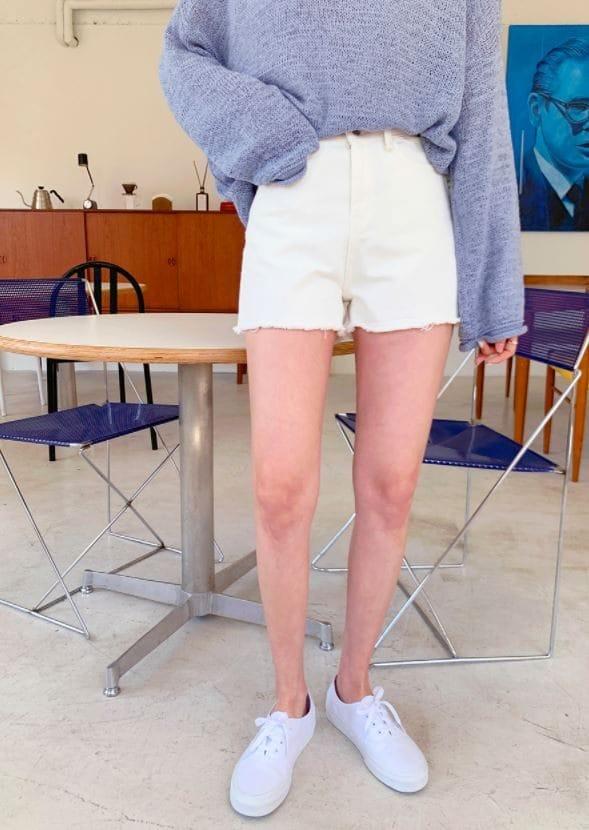 PERMIL - Korean Children Fashion - #Kfashion4kids - Nan Spandex Shorts  - 2