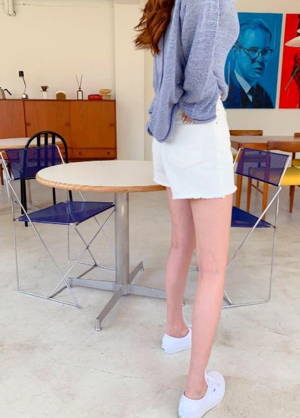 PERMIL - Korean Children Fashion - #Kfashion4kids - Nan Spandex Shorts  - 3