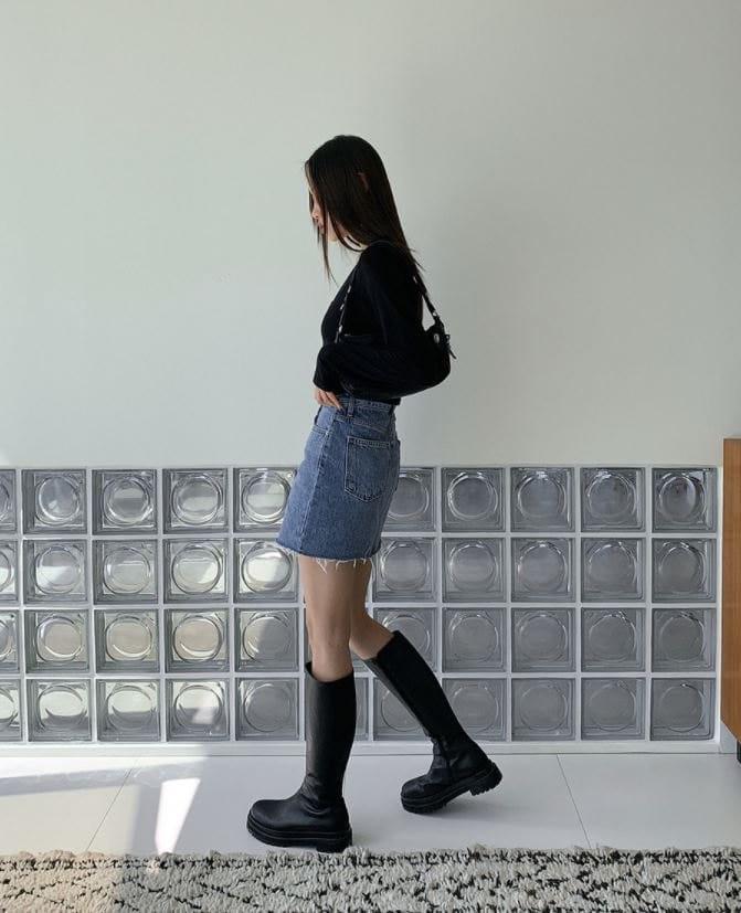 PERMIL - Korean Children Fashion - #Kfashion4kids - Nan Spandex Skirt Shorts - 3
