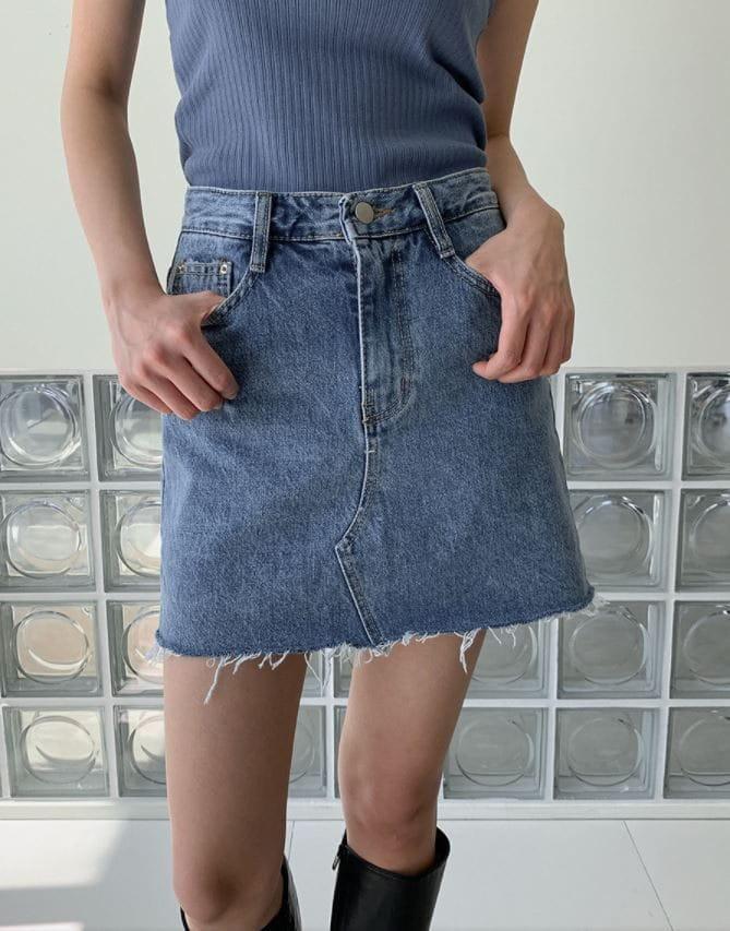 PERMIL - BRAND - Korean Children Fashion - #Kfashion4kids - Nan Spandex Skirt Shorts