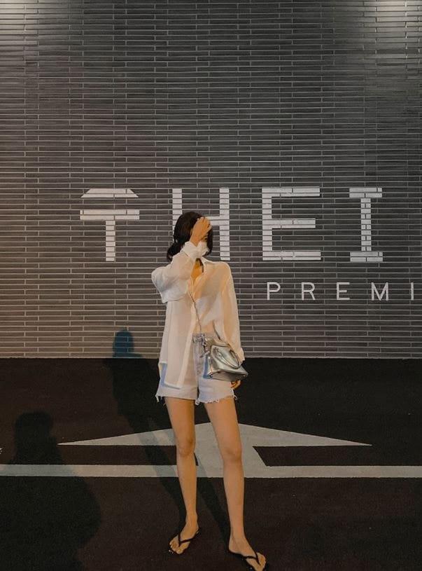 PERMIL - Korean Children Fashion - #Kfashion4kids - Nan Spandex Side Slit Shorts - 5
