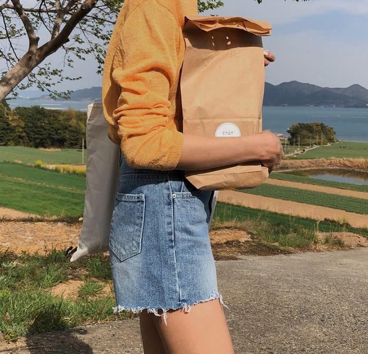 PERMIL - Korean Children Fashion - #Kfashion4kids - Nan Spandex Simple Shorts - 5