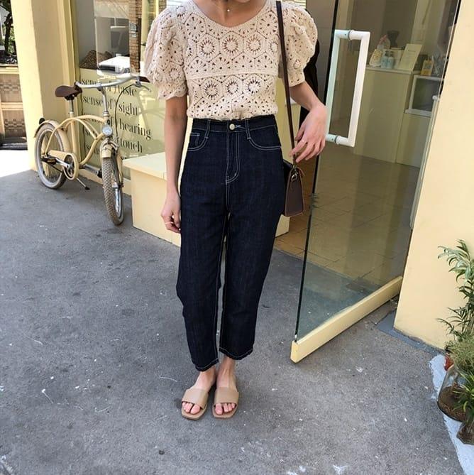 PERMIL - Korean Children Fashion - #Kfashion4kids - Nan Span Shorts