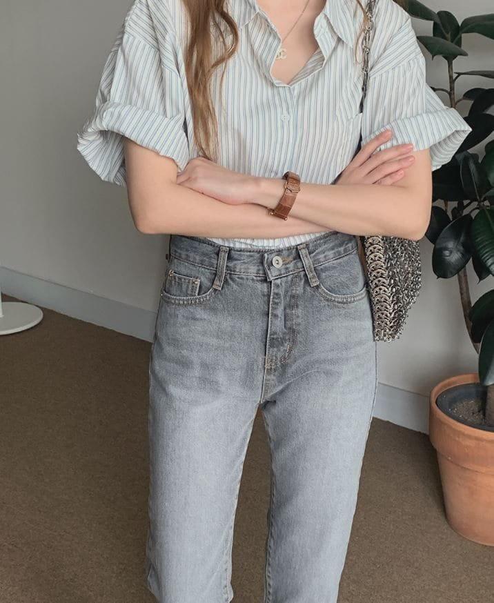 PERMIL - BRAND - Korean Children Fashion - #Kfashion4kids - Nan Span Boy Fit Pants