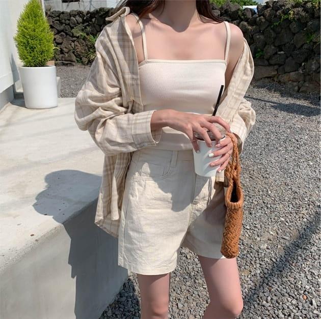 PERMIL - Korean Children Fashion - #Kfashion4kids - Basic Cotton Pants - 2