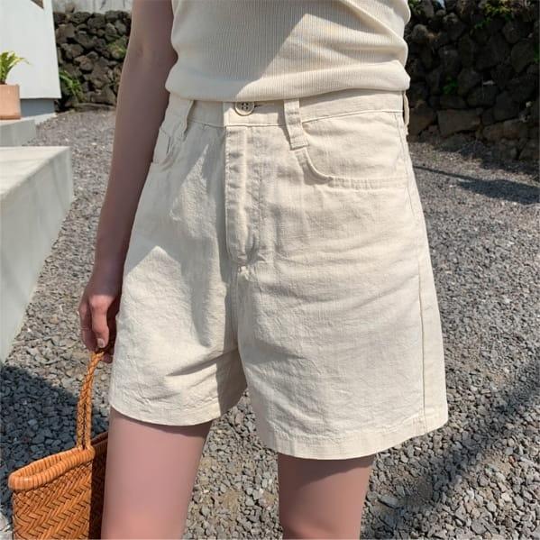 PERMIL - Korean Children Fashion - #Kfashion4kids - Basic Cotton Pants - 3
