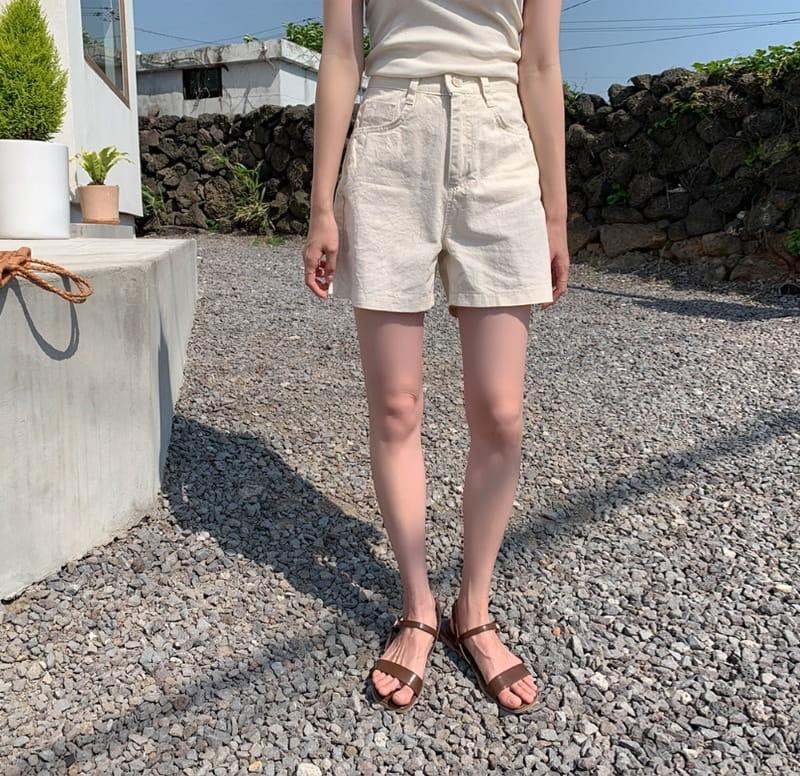 PERMIL - Korean Children Fashion - #Kfashion4kids - Basic Cotton Pants - 5