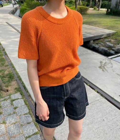 PERMIL - Korean Children Fashion - #Kfashion4kids - White Sorts - 2