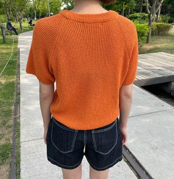 PERMIL - Korean Children Fashion - #Kfashion4kids - White Sorts - 4