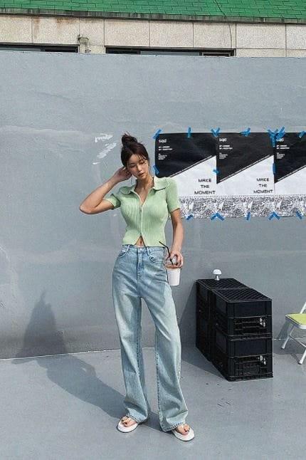 PERMIL - Korean Children Fashion - #Kfashion4kids - Wide Bootcut Pants - 2
