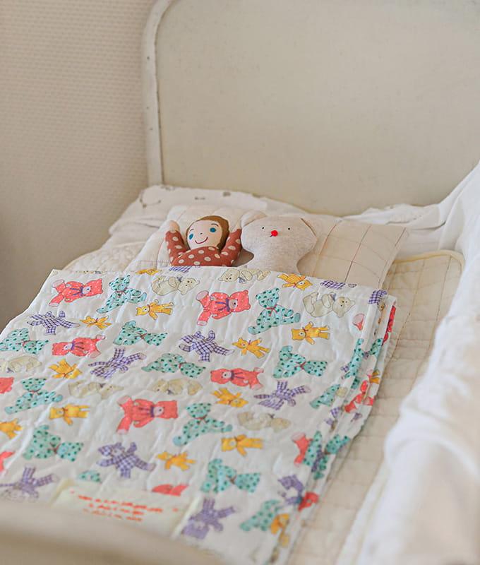 PINSON - BRAND - Korean Children Fashion - #Kfashion4kids - Ravi Bebe Blanket Set