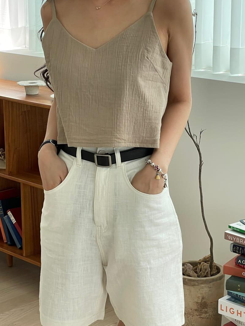 STAY - Korean Children Fashion - #Kfashion4kids - Linen Shorts