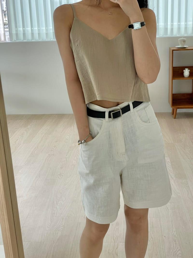 STAY - BRAND - Korean Children Fashion - #Kfashion4kids - Linen Shorts