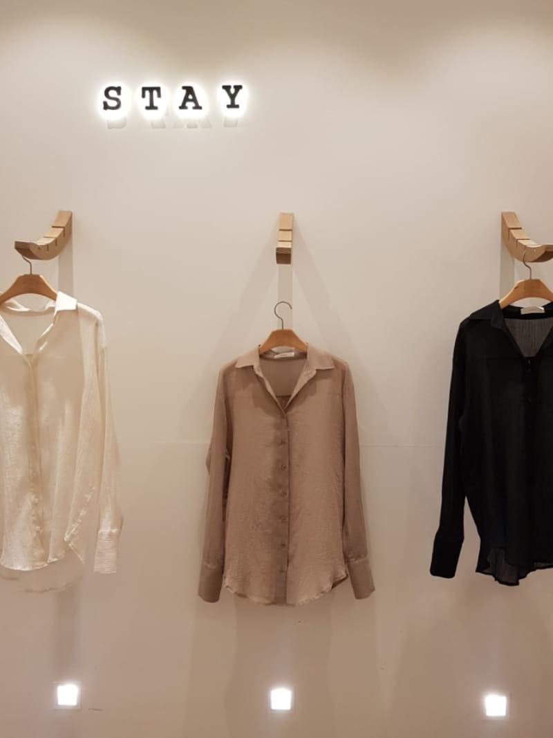 STAY - BRAND - Korean Children Fashion - #Kfashion4kids - Yoru Wrinkle Blouse