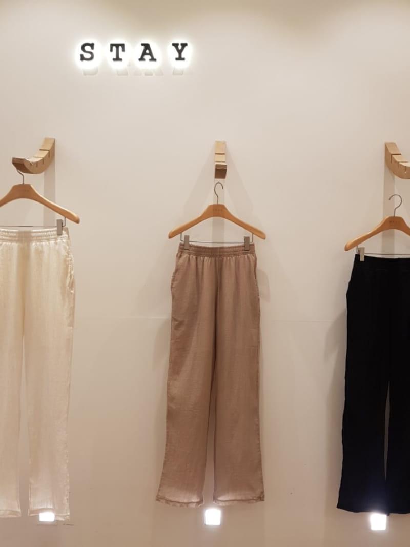 STAY - BRAND - Korean Children Fashion - #Kfashion4kids - Yoru Pants
