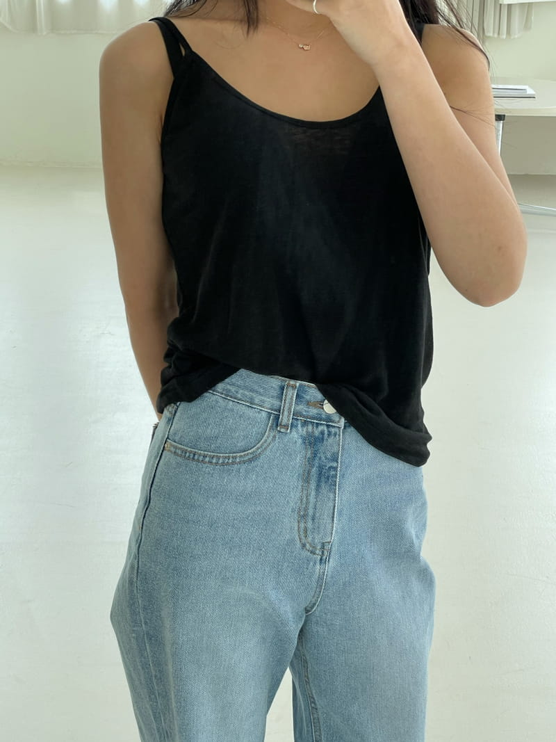 STAY - Korean Children Fashion - #Kfashion4kids - Linen Sleeveless  - 3