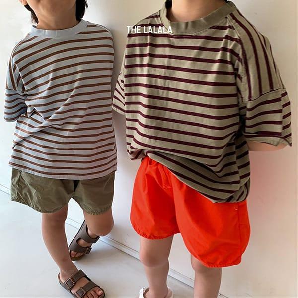 THE LALALA - Korean Children Fashion - #Kfashion4kids - Surfer Shorts