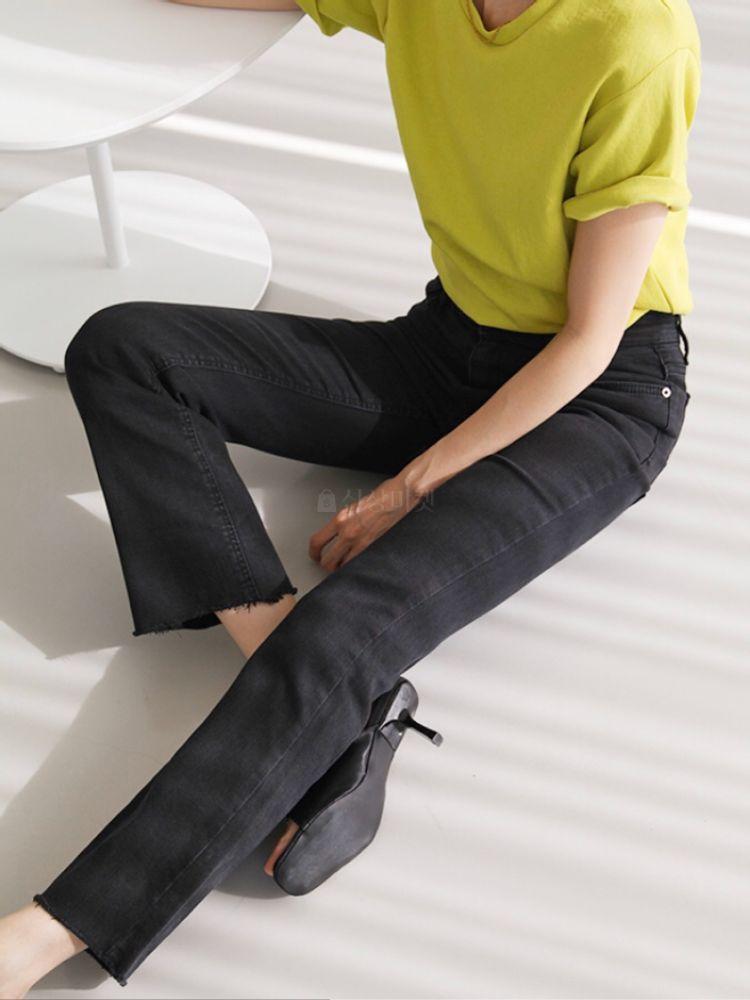 THE SAND - Korean Children Fashion - #Kfashion4kids - Dennis Jeans