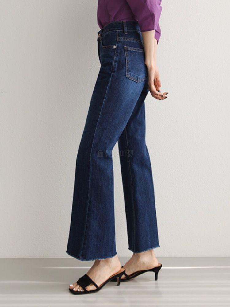 THE SAND - Korean Children Fashion - #Kfashion4kids - Blue Jeans - 2