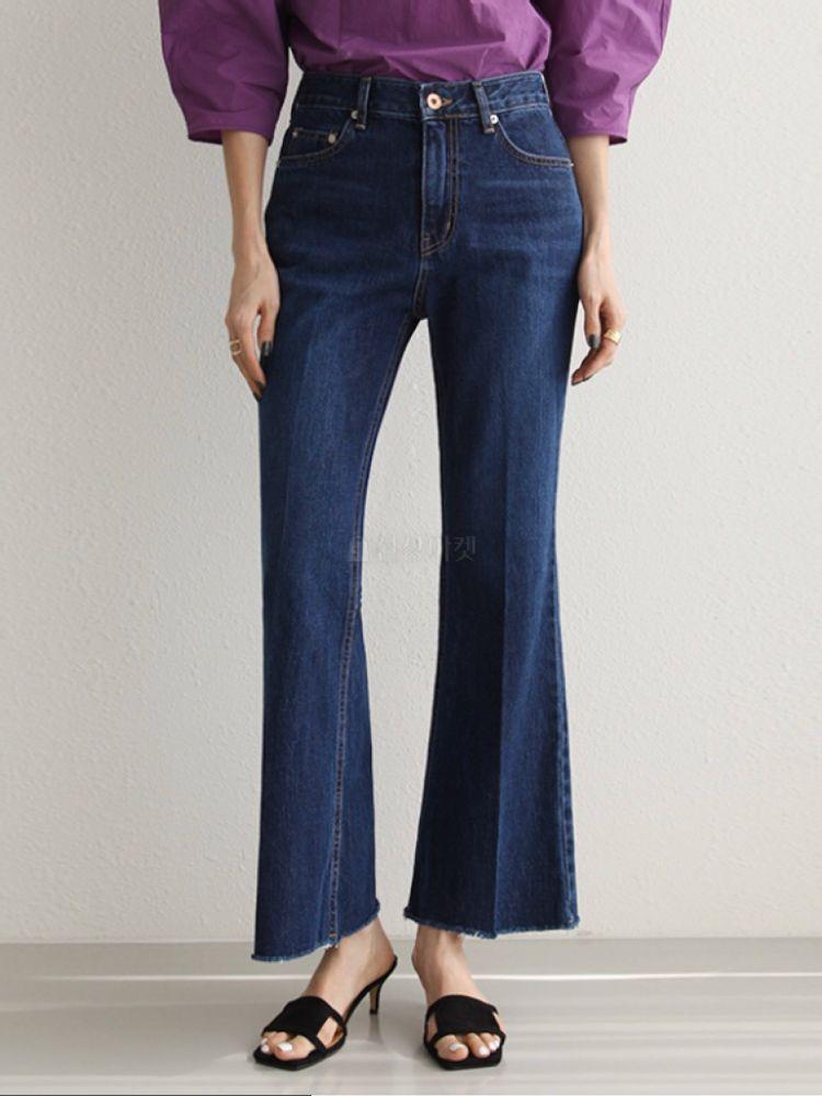 THE SAND - BRAND - Korean Children Fashion - #Kfashion4kids - Blue Jeans