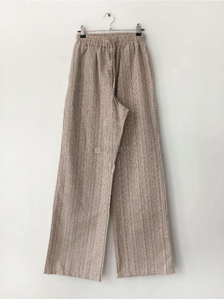 WEARING - Korean Children Fashion - #Kfashion4kids - Hippy Linen Pants - 3