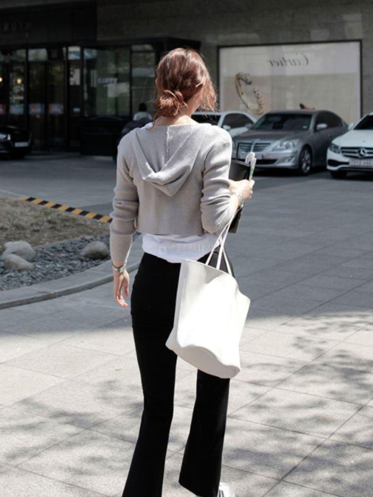 WEARING - Korean Children Fashion - #Kfashion4kids - Roly Hood Zip-Up