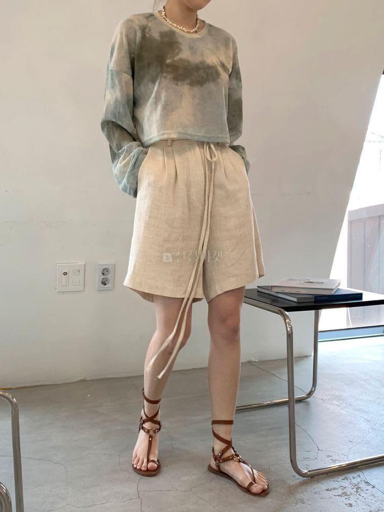 WEARING - Korean Children Fashion - #Kfashion4kids - Lois Linene Pants - 2