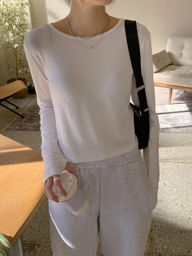WEARING - Korean Children Fashion - #Kfashion4kids - Warmer Long Sleeve Tee